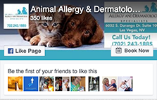 Facebook Like - Animal Allergy Specialists